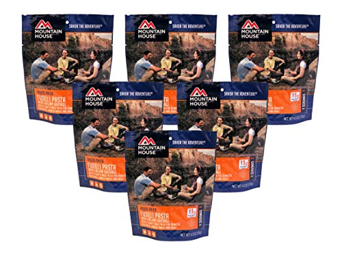 Mountain House Fusilli Pasta with Italian Sausage - 6-Pack