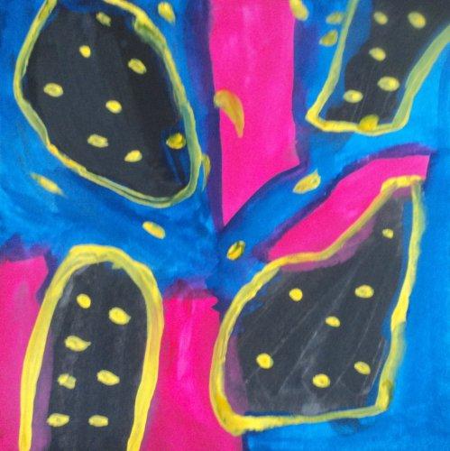 Through the Eyes of a Child (An Aspie's Art Journal)