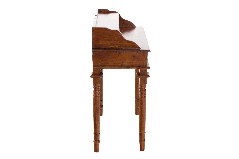 Clp secrétaire bourbon fabrication en bois d acajou meuble