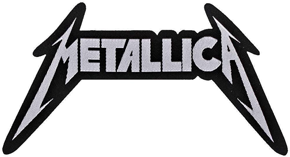 METALLICA - Logo cut out - Patch