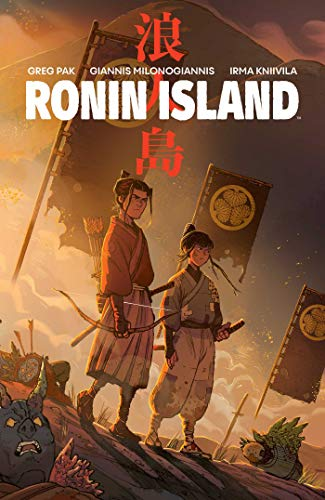 Pdf Graphic Novels Ronin Island