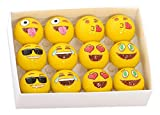 Emoji Universe: 2-Ply Professional Practice Golf Balls, 12 - Best Reviews Guide