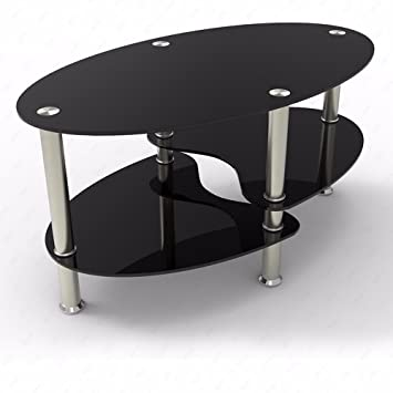 office side table. contemporary side office more glass oval side coffee table shelf chrome base living room  furniture black throughout office