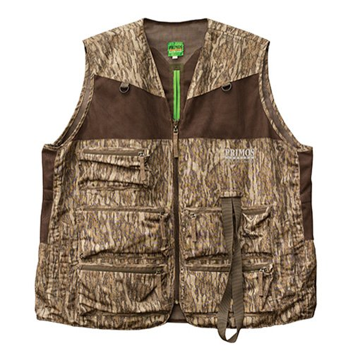 - Primos Bow Vest Gen2 M/L Mossy Oak Bottomland 65730 Vests