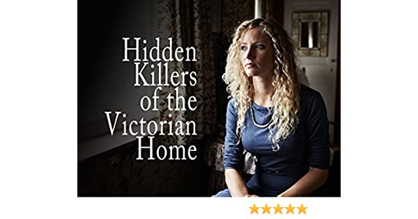 Amazon.com: The Hidden Killers of the Victorian Home: DRG