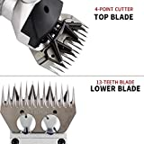 Tammible Sheep Shears Portable Electric Clippers