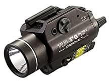Streamlight 69250 TLR-2 G Rail-Mounted Tactical Light with Integrated Green Aiming Laser - 300 Lumens