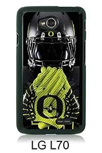 Oregon Ducks 03 Black Fashion Design Customized Picture LG L70 Case