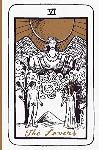 The Lovers Tarot Card Journal: Major Arcana Tarot
