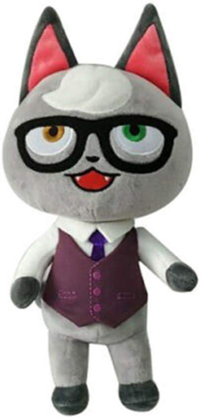 "Animal Crossing New Horizons Fauna 8/"" Plush Toy Soft Doll Figure Kids Child Gift"