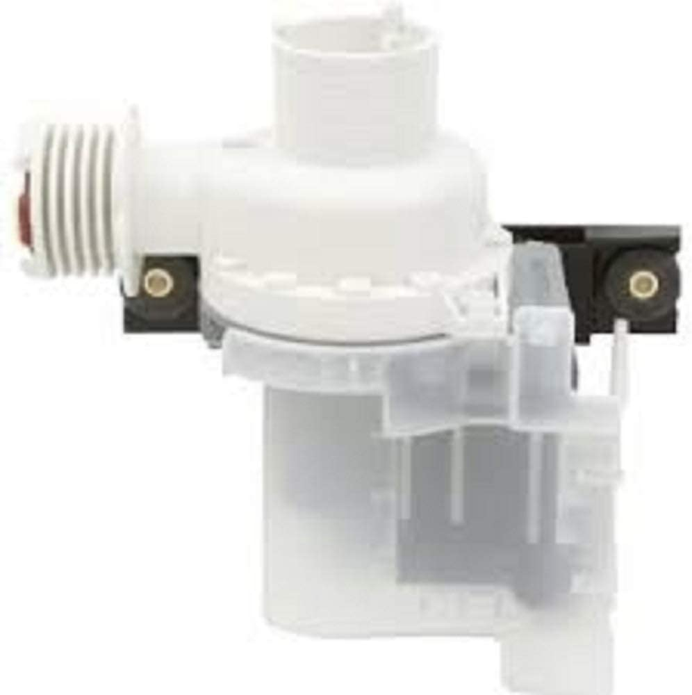 Edgewater Parts WH23X10016 Drain Pump Compatible With GE Washer