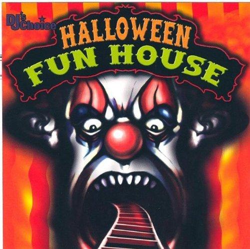 DJ HALLOWEEN FUN HOUSE by The Hit Crew -