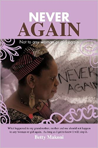 Never Again: Not to Any Woman or Girl Again