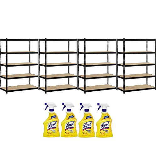 heavy duty garage shelf steel