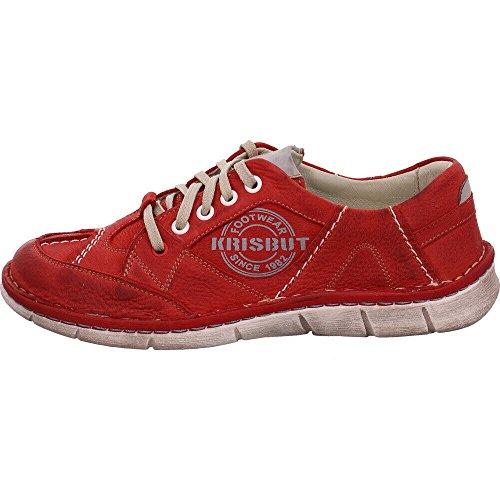3 Donna Krisbut rosso Rosso 2113 Sneaker SqqwZPF