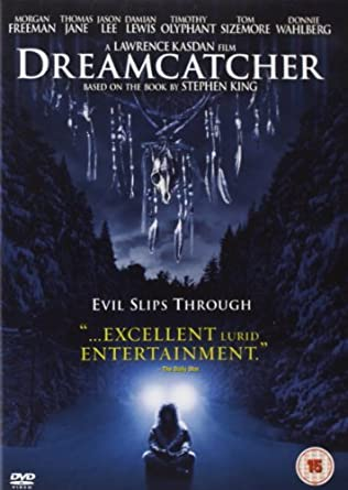 Dream Catcher Movie Dreamcatcher [DVD] [41] Amazoncouk Morgan FreemanDamian 7