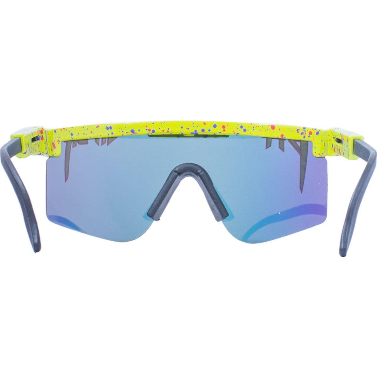 853329f714 Pit Viper Pit Viper Sunglasses Polarized 1993 Rainbow One Size
