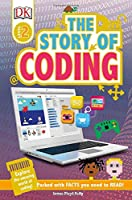 DK Readers L2: Story of Coding Front Cover