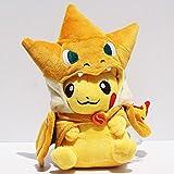 """9""""Pokemon Pikachu Plush Toys Anime Animal Stuffed Plush Plushies Doll Toys"""