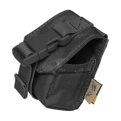 Amazon.com: Flyye Solo fragmentación Grenade Bolsa Negro ...