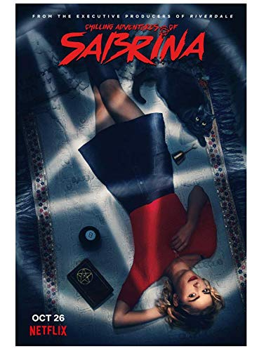 newhorizon Chilling Adventures of Sabrina Movie Poster 18'' x 28'' NOT A DVD ()