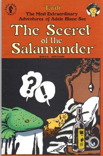 The Secret of the Salamander