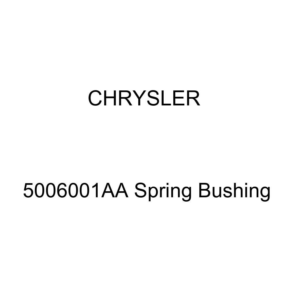 Genuine Chrysler 5006001AA Spring Bushing