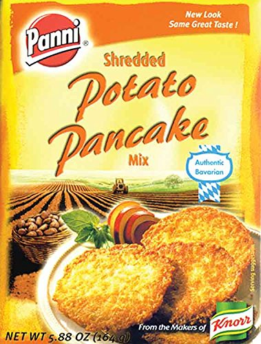 Panni Shredded Potato Pancake Mix, 5.88 Ounce ()