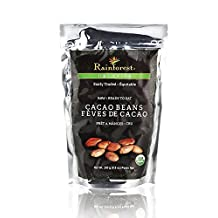 Rainforest Herbal Products Cacao Beans, 250 Gram