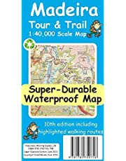 Madeira Tour and Trail Map