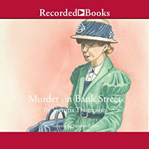 Murder on Bank Street Audiobook