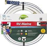 Element ELMRV12050 Marine/RV Lead Free Drinking Water Safe 1/2-Inch by 50-Feet Water Hose