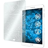 1 x Samsung Galaxy Tab S2 9.7 Protection Film Tempered Glass clear - PhoneNatic Screen Protectors