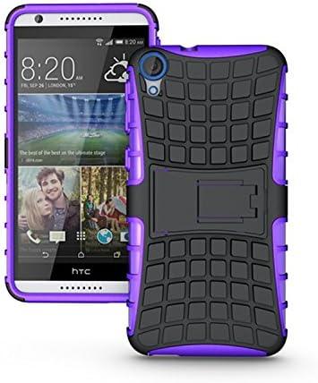 HTC Desire 820 Funda, adorehouse [Doble Capa] Carcasa Heavy Duty ...