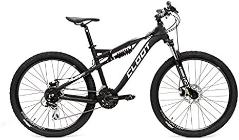 CLOOT Bicicletas de Doble Suspension-Bicicleta Doble 27.5 Control ...