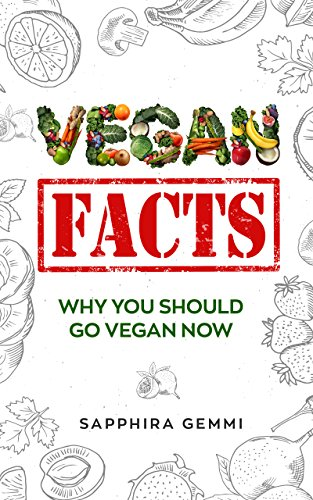 Vegan: Vegan Facts: Why You Should Go Vegan NOW! (Lose Weight, Diet, Diabetes, Fitness, Hypertension, Heart Disease, Gut Health)