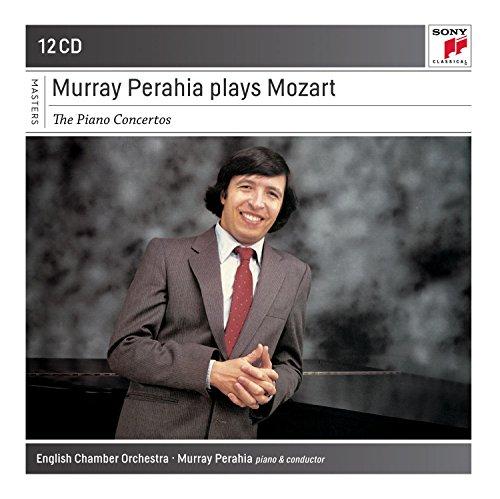 Murray Perahia plays Mozart - The Piano Concertos