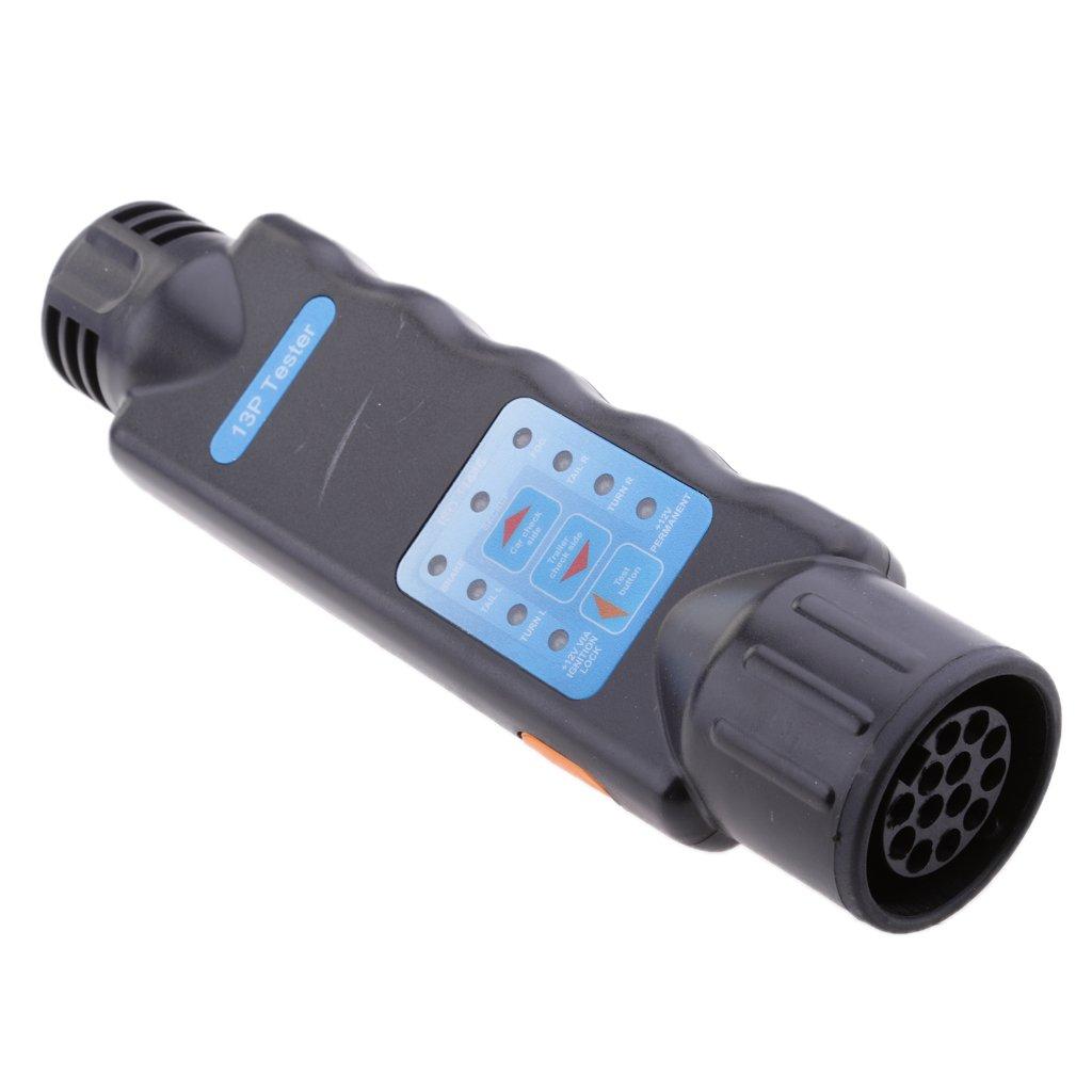 Gazechimp Prüfstecker Tester für 13Polige N-Typ-Steckverbinder ...
