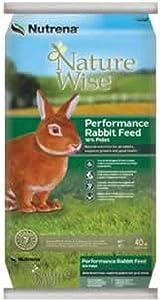 Nutrena NatureWise 18% Performance Rabbit Food 40 Pounds