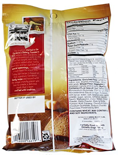 Gardetto's Original Recipe Snack Mix, 5.5 Oz Single Serve Bags (Pack of 7) by Gardetto's (Image #1)