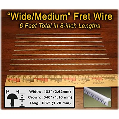 fret-wire-for-electric-and-bass-guitars