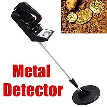 Detector de metales Subterráneo Ajustable Detectores profesionales de oro Treasure Hunter Tracker Seeker Detector de circuitos