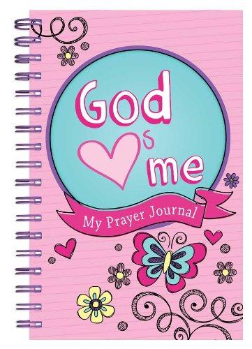 God Hearts Me: My Prayer Journal pdf epub