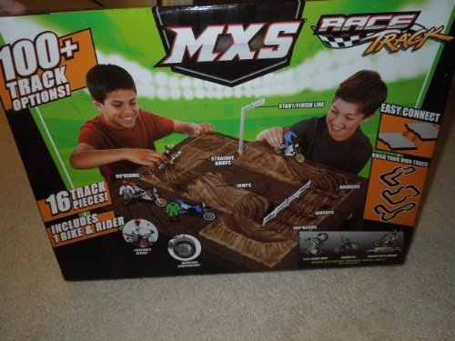 Mxs Race Track Amazon Co Uk Toys Games
