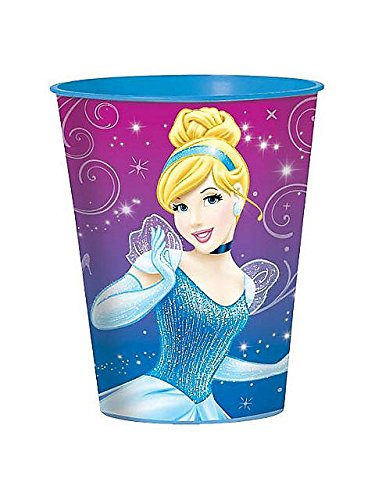 Cinderella 16-Oz Favor Cup (Each) - Party Supplies