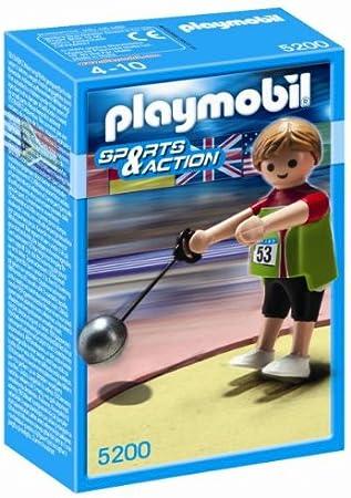 Playmobil #5200 Olympics HAMMER THROWER