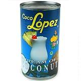 Coco Lopez B76481 Coco Lopez Real Cream Of Coconut -12x15oz