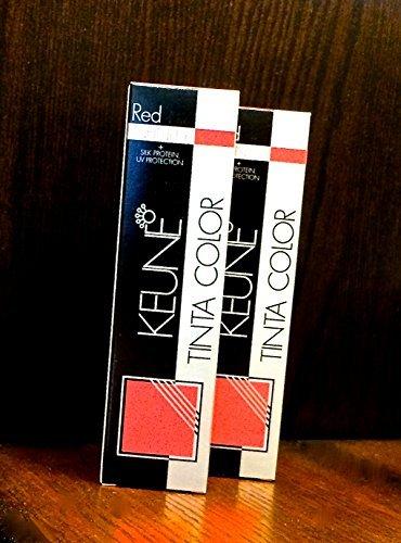 Keune Tinta Dark Infinity Red Blonde, 6.66 RI , 2.1 oz by Keune Tinta, Red Infinity - Ri Mall Stores