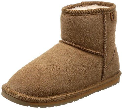 Youth Chestnut Footwear - EMU Australia Wallaby Mini Boot (Toddler/Little Kid/Big Kid),Chestnut,1 M US Little Kid