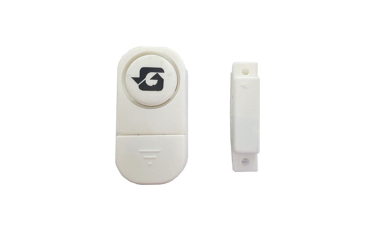 4 x YL-323 Marken mini Alarmanlage für Tür und Fester Hausalarm Alarm